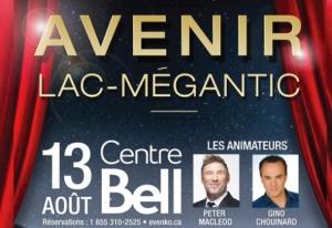 spectacle-avenir-lac-megantic-centre-bell-hypocrisie-manque-sincerite-vedettes-artistes-quebecois