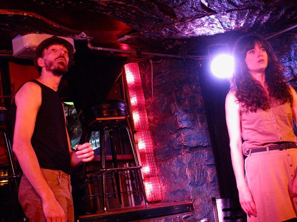 Délire à deux d'Eugène Ionesco ou l'absurdité au bar L'Escogriffe