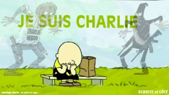 Je suis Charlie... Brown